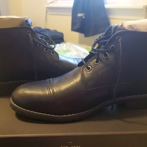 Rockport Colden Captoe Boots NEW! Size 9.5